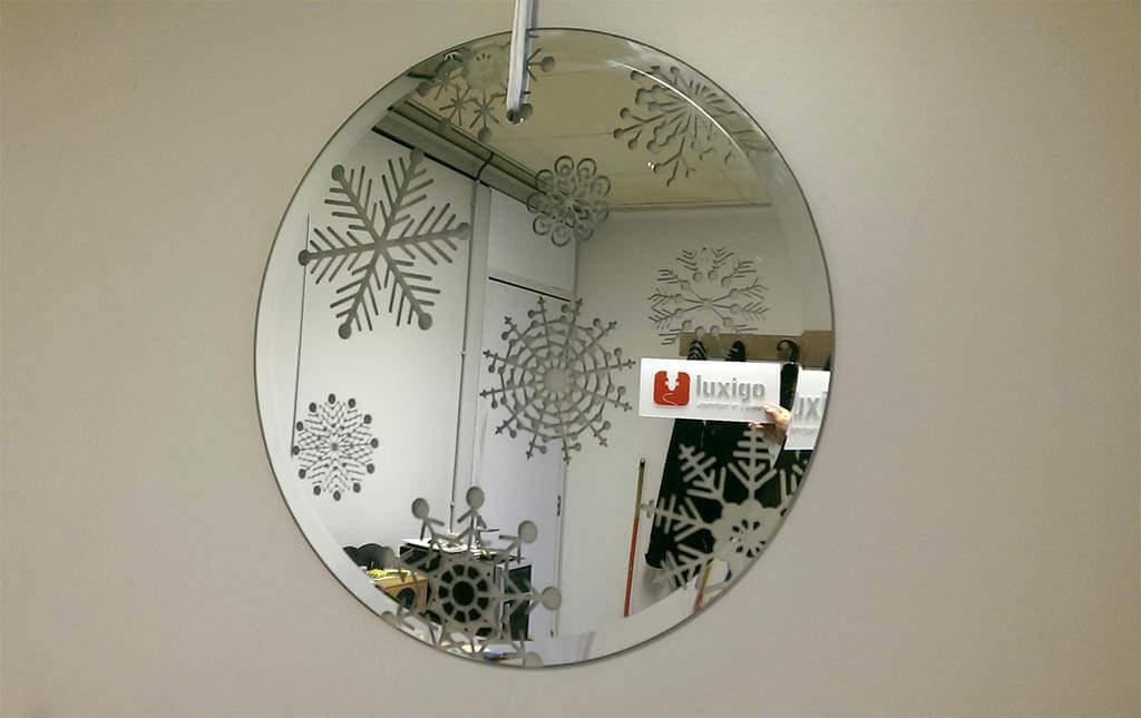 Luxigo | spiegel4 | Eenvoudig, goedkoop en een snelle levering in en rondom Delft!
