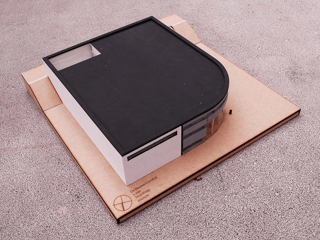 Luxigo | Lasersnijden en graveren - Maquette2 3
