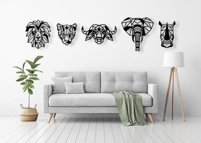 """alt=""""Unieke Houten Wanddecoratie - Luxigo - Webshop"""""""